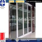 China Manufacturer Aluminium folding glass door house gate design JN60