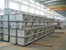aluminium roof beam for construction/building
