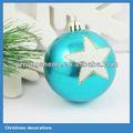 Natal bola de plástico
