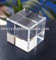Óptico k9 cristal láser 3d cubo mágico