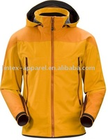 Hooded Mens Softshell Jackets