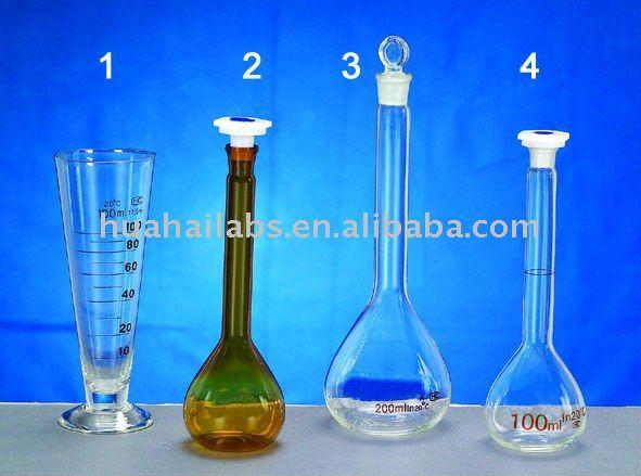 Verrerie de laboratoire, Instrument de laboratoire, Fiole conique, Chimie, Physic, Biologie, Équipement général