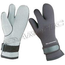5 mm néoprène 3-finger gant