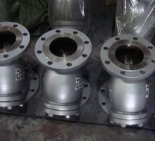 Flanged End RF Cast Steel Y Type Strainer Filter 150LB 600lb