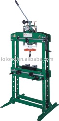 JL-15A 15 Ton Manual Hydraulic Press
