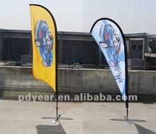 advertising blade flags