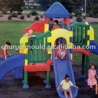Slide for kid, plastic rotomolding slide