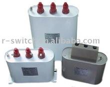Self-healing type low voltage shunt capacitor