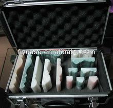 2013 new design stone sample show case ,display case,aluminium stone case.stone box.