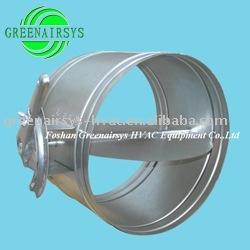 Round Volume Control Damper(air diffuser)