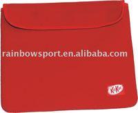Custom 13 inch neoprene laptop sleeve
