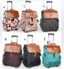 fabric luggage/trolley bag/1680D bag
