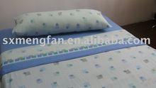 Europe Printing Microfiber Polar Fleece Bedding Set/Flat Sheet/Bedspread/Bedspread Set