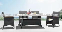 Enjoy Teak outdoor/indoor dining set