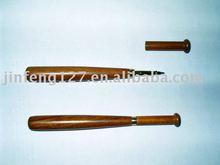 wooden bowling pen