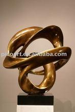 Popular Monder Fiberglass Sculpture For Hotel Decoration
