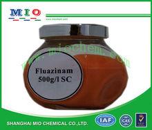 Fluazinam 98%tech, 500 g/l SC fungicide
