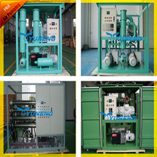 ZJ Series Transformer Vacuum Extraction Air Pump Set