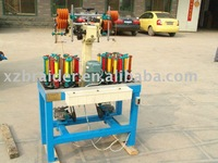 16 spindles elastic rope braiding machine
