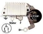 Nippondenso Alternator Voltage Regulator IN251, FOR USE ON: GM Imports, Isuzu I-Mark