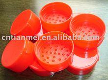 Spice bottle cap , plastic cap