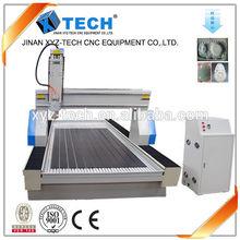 High accuracy hot sale 800*900mm Stone&Metal Processing CNC machine / stone cnc router machine / cutting engraving machine