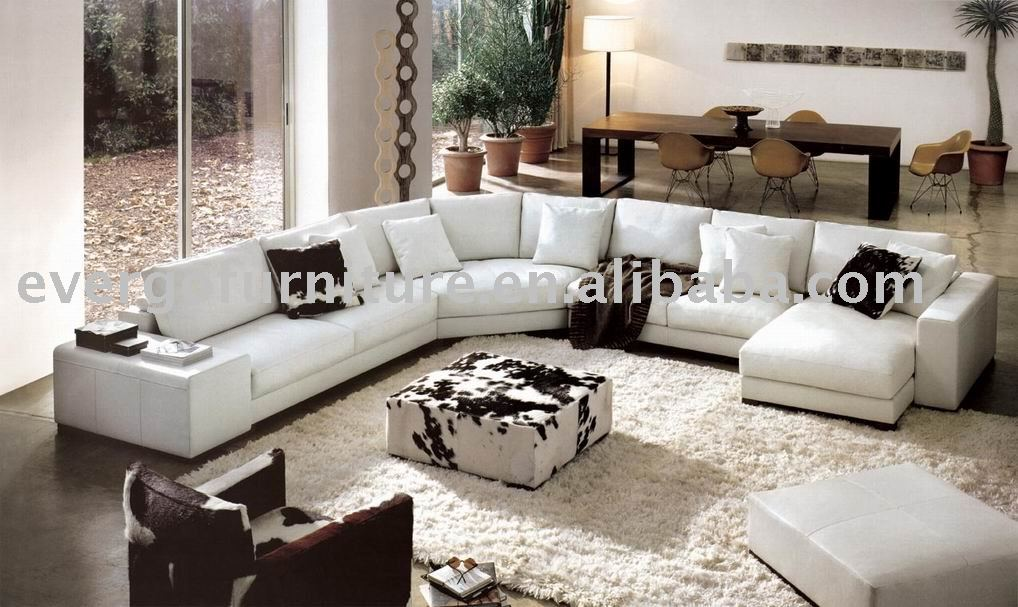 Long l shape sofa view long l shape sofa evergo product for 7 seater living room
