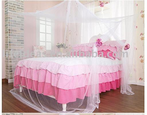 Decorativos para el hogar mosquiteros cama con dosel for Mosquiteras para camas