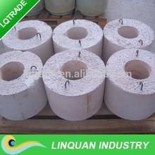 Ladle bottom refractory - well block (LQWB)