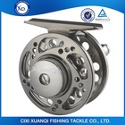 Fishing gear real and fly reel