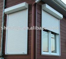 rolling window shutters