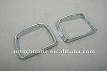 Chrome Side Mirror Frame Bezel - for BMW X5 E53 00-03