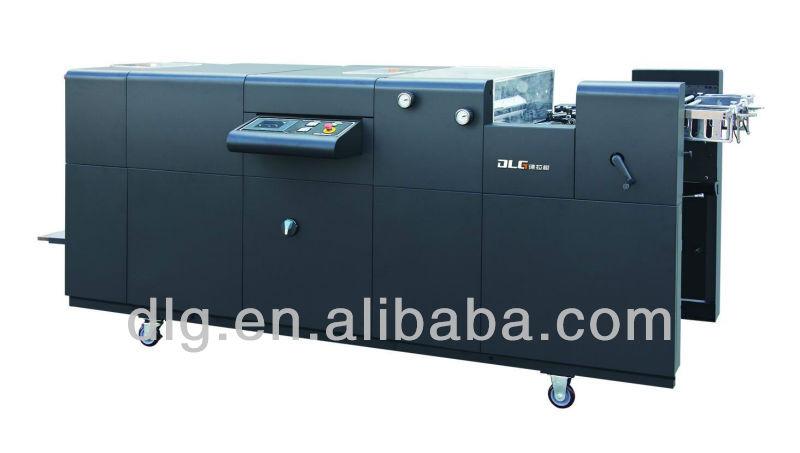 Micro aplicador automático/manual, revestimiento de la máquina, la máquina de barniz ( sgz - w620a )