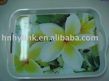 melamine storage tray