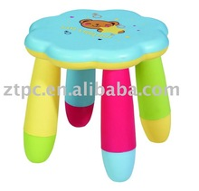 ZTY-541 Plastic kid Stool/Plastic furniture