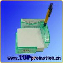 memo cube with pen TOPBQ05040