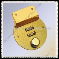 Yiwu Briefcase Code Lock Factory Briefcase Number Lock