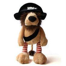 Stuffed animal toy plush lion