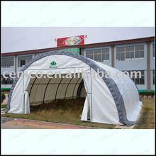 fabric shelter