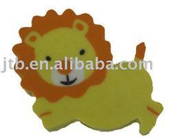 Stationery Lion Eraser