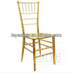 event resin chiavari chair