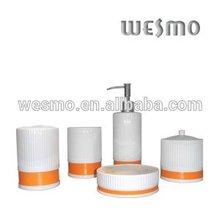 Ceramic/Porcelain/China bathroom accessories set