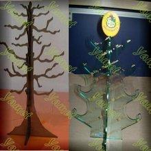 WL-171 acrylic decoration stylish Christmas trees