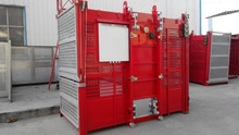 ISO9000 SC200B/200B Construction elevator high quality products Pickling phosphating