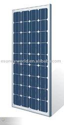 100W monocrystalline solar panel /module