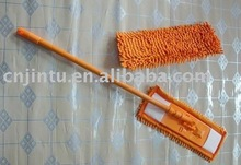 360 degree extensible and chenille microfiber mop