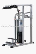 Body building machine Calf & Squat Equipment Top brand