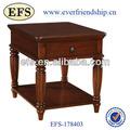 Clássico estilo américa madeira mesa de apoio( efs- 178403)