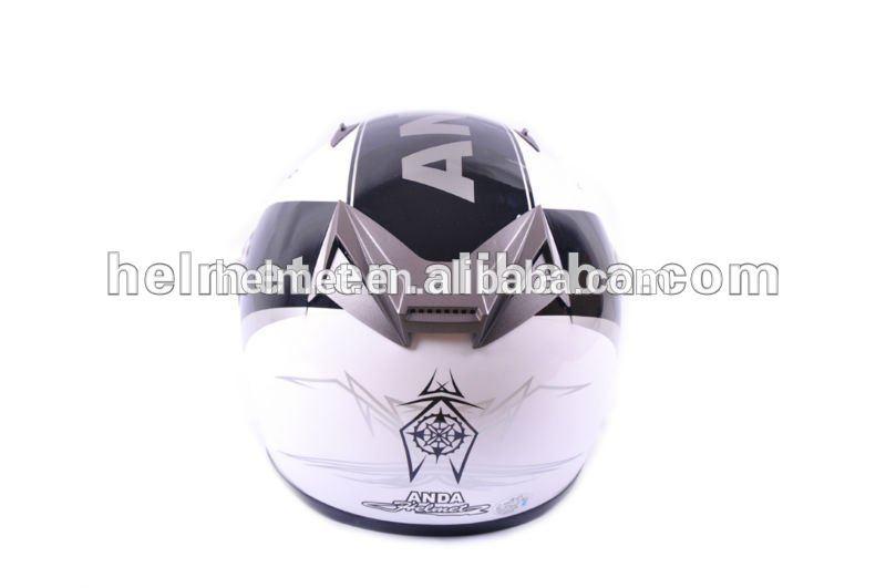Flip-up motorcycle full face helmet AD-711