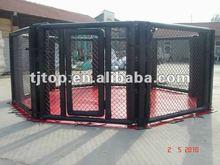 MMA Octagon Cage of Martial Arts